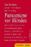 Cover-Bild zu Pantomime vor Blinden (eBook) von Bracharz, Kurt
