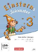 Cover-Bild zu Einsterns Schwester, Sprache und Lesen - Zu allen Ausgaben, 3. Schuljahr, Interaktive Übungen als Ergänzung zum Arbeitsheft, Auf CD-ROM