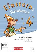 Cover-Bild zu Einsterns Schwester, Sprache und Lesen - Zu allen Ausgaben, 4. Schuljahr, Interaktive Übungen als Ergänzung zum Arbeitsheft, Auf CD-ROM