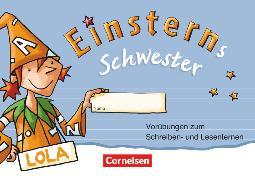 Cover-Bild zu Einsterns Schwester, Erstlesen - Zu allen Ausgaben, 1. Schuljahr, Vorübungsheft von Metze, Wilfried