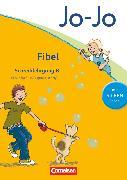 Cover-Bild zu Jo-Jo Fibel, Allgemeine Ausgabe 2011, Schreiblehrgang B in Vereinfachter Ausgangsschrift von Löbler, Heidemarie