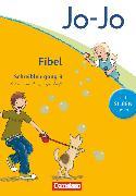 Cover-Bild zu Jo-Jo Fibel, Allgemeine Ausgabe 2011, Schreiblehrgang B in Lateinischer Ausgangsschrift von Löbler, Heidemarie