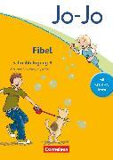 Cover-Bild zu Jo-Jo Fibel, Allgemeine Ausgabe 2011, Schreiblehrgang A in Vereinfachter Ausgangsschrift von Löbler, Heidemarie