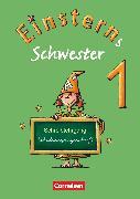 Cover-Bild zu Einsterns Schwester, Erstlesen - Ausgabe 2008, 1. Schuljahr, Schreiblehrgang Schulausgangsschrift von Löbler, Heidemarie