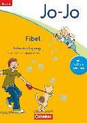 Cover-Bild zu Jo-Jo Fibel, Grundschule Bayern, Schreiblehrgang in Vereinfachter Ausgangsschrift, Mit Silben schreiben von Löbler, Heidemarie
