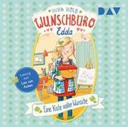Cover-Bild zu Kolb, Suza: Wunschbüro Edda - Teil 1: Eine Kiste voller Wünsche