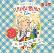 Cover-Bild zu Kolb, Suza: Wunschbüro Edda - Teil 2: Der Oma-Sissi-Fall
