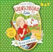 Cover-Bild zu Kolb, Suza: Wunschbüro Edda - Teil 3: Alles Grüne kommt von oben