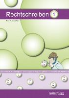 Cover-Bild zu Rechtschreiben 1. Das Selbstlernheft von Debbrecht, Jan