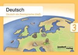Cover-Bild zu Deutsch 3 (DaZ) von Wachendorf, Anja