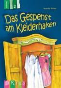 Cover-Bild zu KidS - Klassenlektüre in drei Stufen: Das Gespenst am Kleiderhaken - Lesestufe 2 von Weber, Annette