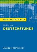Cover-Bild zu Deutschstunde (eBook) von Lenz, Siegfried