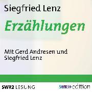 Cover-Bild zu Siegfried Lenz - Erzählungen (Audio Download) von Lenz, Siegfried