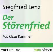 Cover-Bild zu Der Störenfried (Audio Download) von Lenz, Siegfried