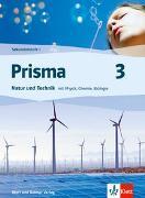 Cover-Bild zu Prisma 3 / Natur und Technik mit Physik, Chemie, Biologie