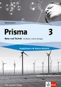 Cover-Bild zu Prisma 3, Natur und Technik mit Physik, Chemie, Biologie