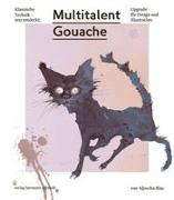 Cover-Bild zu Multitalent Gouache von Blau, Aljoscha