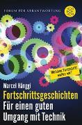 Cover-Bild zu Fortschrittsgeschichten von Hänggi, Marcel