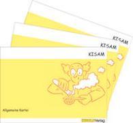 Cover-Bild zu KISAM-Versuchskartei Schüler 7-9, allgemeine Kartei - 3er-Set von Hutzli, Hansjürg