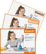 Cover-Bild zu Kisam21 - Experimentierkartei 1 - 3er-Set von Hutzli, Hansjürg