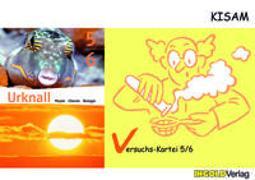 Cover-Bild zu KISAM Versuchskartei 5/6 - Schüler von Hutzli, Hansjürg