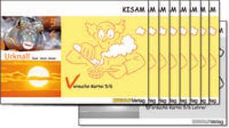 Cover-Bild zu KISAM Versuchskartei 5/6 - Schulbundle von Hutzli, Hansjürg