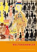 Cover-Bild zu Weltensammler. Internationale Aussenseiterkunst der Gegenwart von Landert, Markus (Hrsg.)