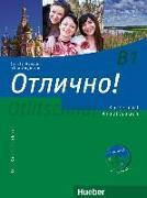 Cover-Bild zu Otlitschno! B1. Kurs- und Arbeitsbuch mit Audio-CD von Hamann, Carola