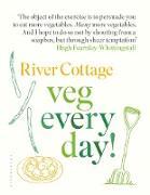 Cover-Bild zu Fearnley-Whittingstall, Hugh: River Cottage Veg Every Day!