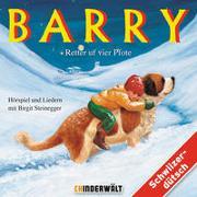 Cover-Bild zu Cratzius, Barbara: Barry - Hälfer uf vier Pfote