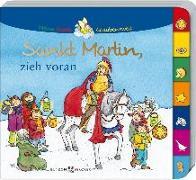 Cover-Bild zu Cratzius, Barbara: Sankt Martin, zieh voran