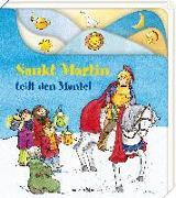 Cover-Bild zu Cratzius, Barbara: Sankt Martin teilt den Mantel