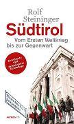 Cover-Bild zu Steininger, Rolf: Südtirol