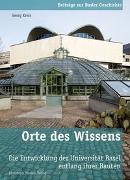 Cover-Bild zu Kreis, Georg: Orte des Wissens