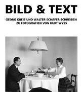 Cover-Bild zu Kreis, Georg: Bild & Text
