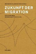 Cover-Bild zu Haug, Werner (Hrsg.): Zukunft der Migration