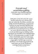 Cover-Bild zu Kreis, Georg (Hrsg.): Erprobt und entwicklungsfähig