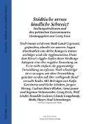 Cover-Bild zu Kreis, Georg (Hrsg.): Städtische versus ländliche Schweiz?