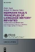 Cover-Bild zu Auer, Peter (Hrsg.): Hermann Paul's 'Principles of Language History' Revisited