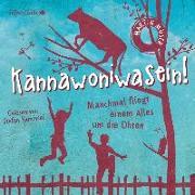 Cover-Bild zu Muser , Martin: Kannawoniwasein - Manchmal fliegt einem alles um die Ohren