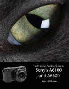 Cover-Bild zu The Friedman Archives Guide to Sony's Alpha 6100 and 6600 (eBook) von Friedman, Gary L.