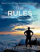 Cover-Bild zu The Rules: Book Two of the Shepherd Chronicles (eBook) von Friedman, Gary