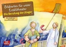 Cover-Bild zu Die Berufung der Jünger. Kamishibai Bildkartenset von Groß, Martina