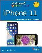 Cover-Bild zu Teach Yourself VISUALLY iPhone 11, 11Pro, and 11 Pro Max (eBook) von Hart-Davis, Guy