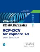 Cover-Bild zu VCP-DCV for vSphere 7.x (Exam 2V0-21.20) Official Cert Guide (eBook) von Baca, Steve