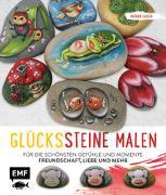 Cover-Bild zu Glückssteine malen von Kaiser, Marion