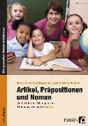Cover-Bild zu Artikel, Präpositionen und Nomen - Schule 3/4 von Stens, Maria