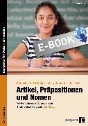 Cover-Bild zu Artikel, Präpositionen & Nomen - Mein Zuhause 3/4 (eBook) von Stens, Maria