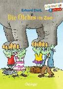 Cover-Bild zu Dietl, Erhard: Die Olchis im Zoo