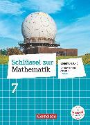 Cover-Bild zu Schlüssel zur Mathematik, Differenzierende Ausgabe Hessen, 7. Schuljahr, Schülerbuch - Lehrerfassung von Berkemeier, Helga